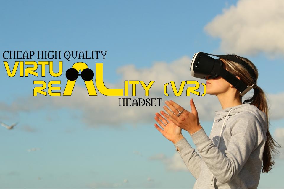 Cheap High-Quality Virtual reality headset- IRUSU VR